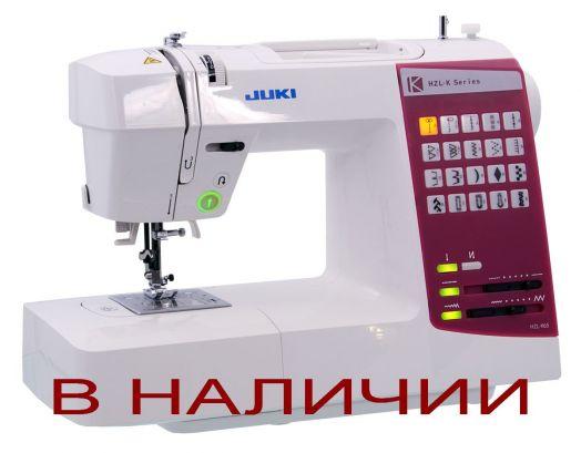 Швейная машина Juki K65 /  цена 21250 руб.