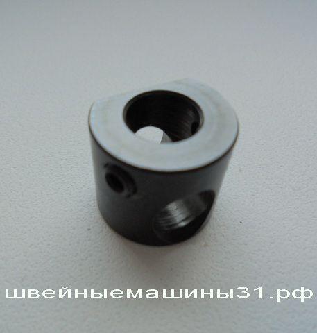 Подвижный направитель крепления верхнего петлителя JUKI 735    цена 350 руб.
